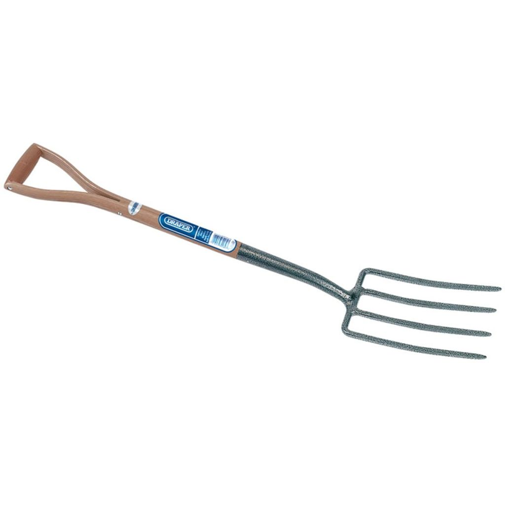 Draper Tools Trädgårdsgrep kolstål 14301