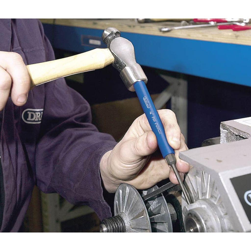 Draper Tools Kallmejsel och drivdornsats 12 delar 26557