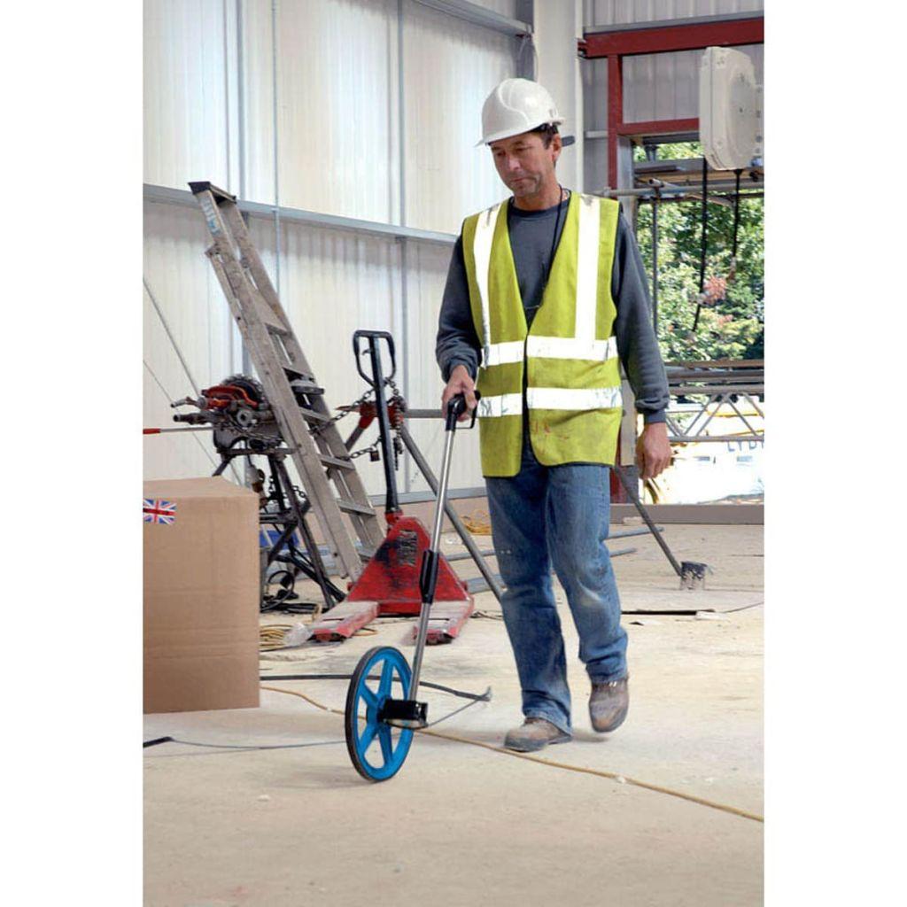 Draper Tools Mäthjul expert blå 44238