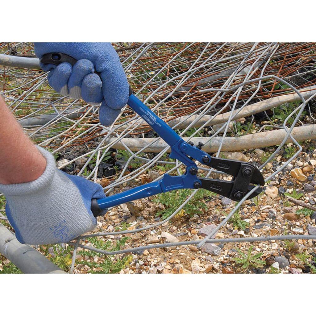 Draper Tools Bultsax 600 mm blå 54267