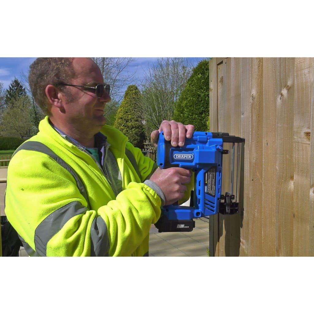 Draper Tools Spik-/häftpistol D20 20V