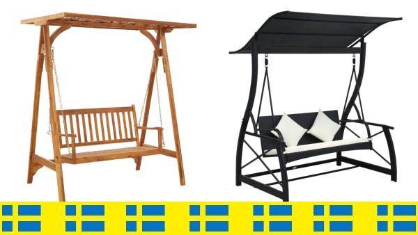 6 prisvärda hammockar med gratis frakt inom hela Sverige