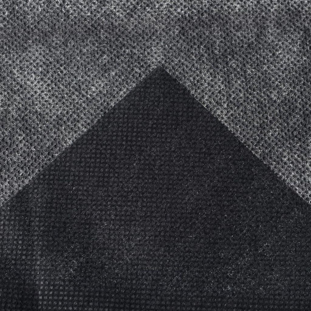 Nature Markduk 1x20 m svart 6030220