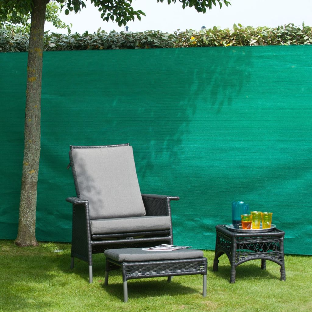 Nature Staketväv PE 1,2x5 m grön