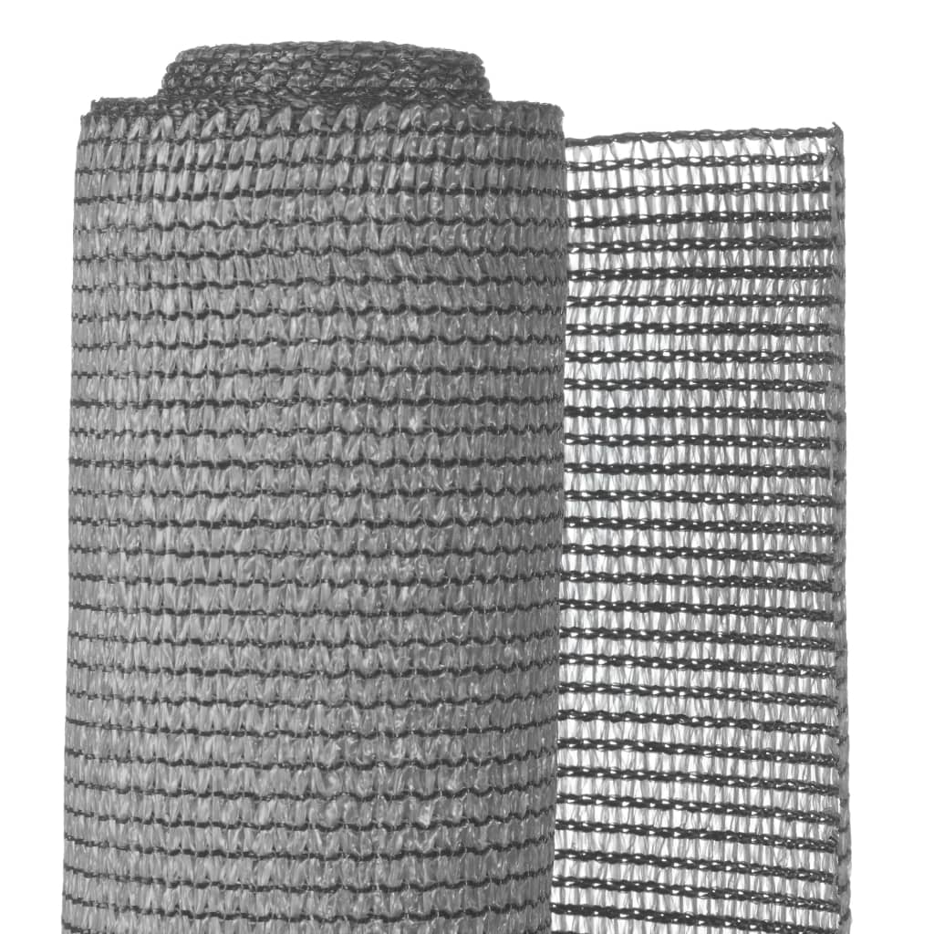 Nature Staketväv PE 1,5x5m grå