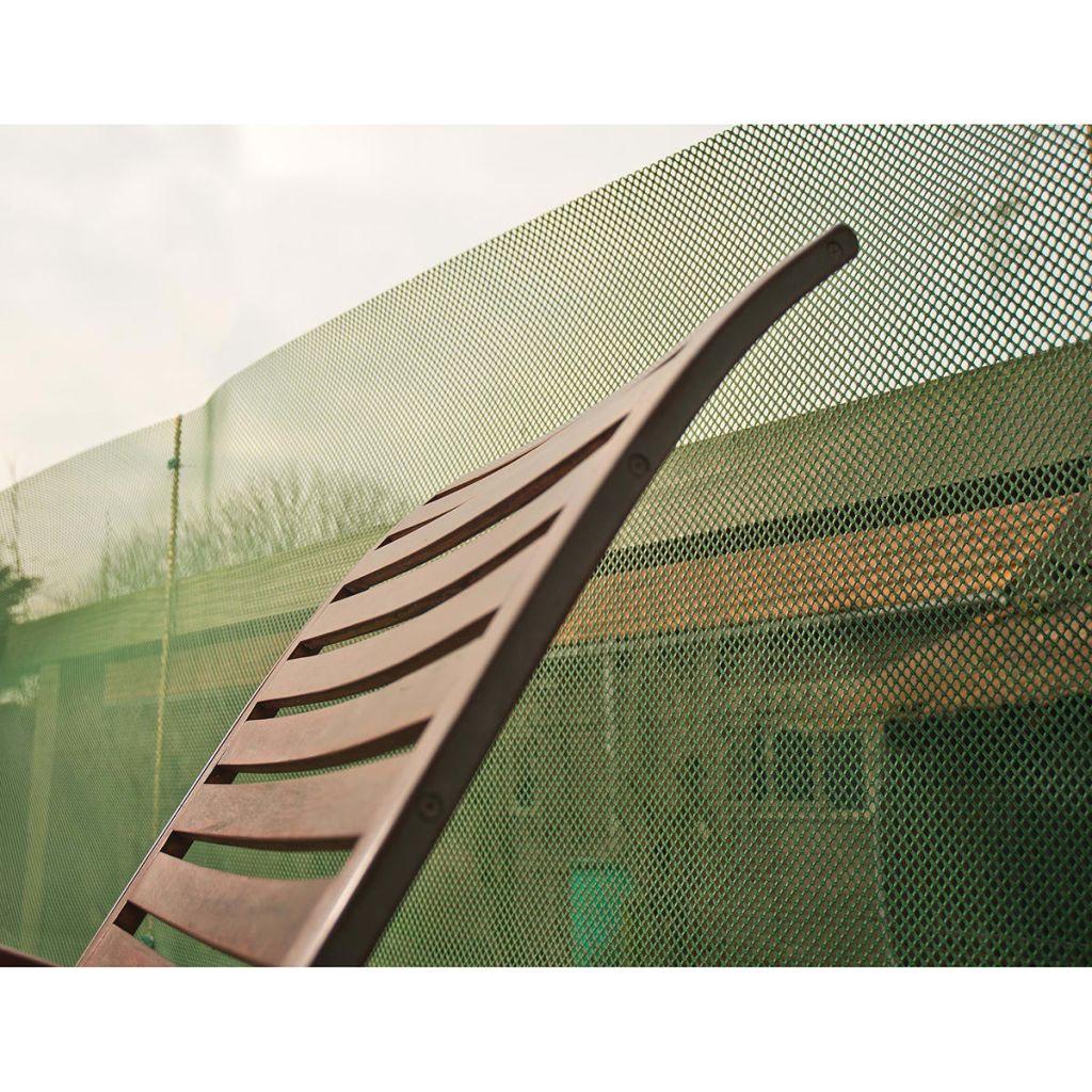 Nature Staketväv PE 1x3 m grön