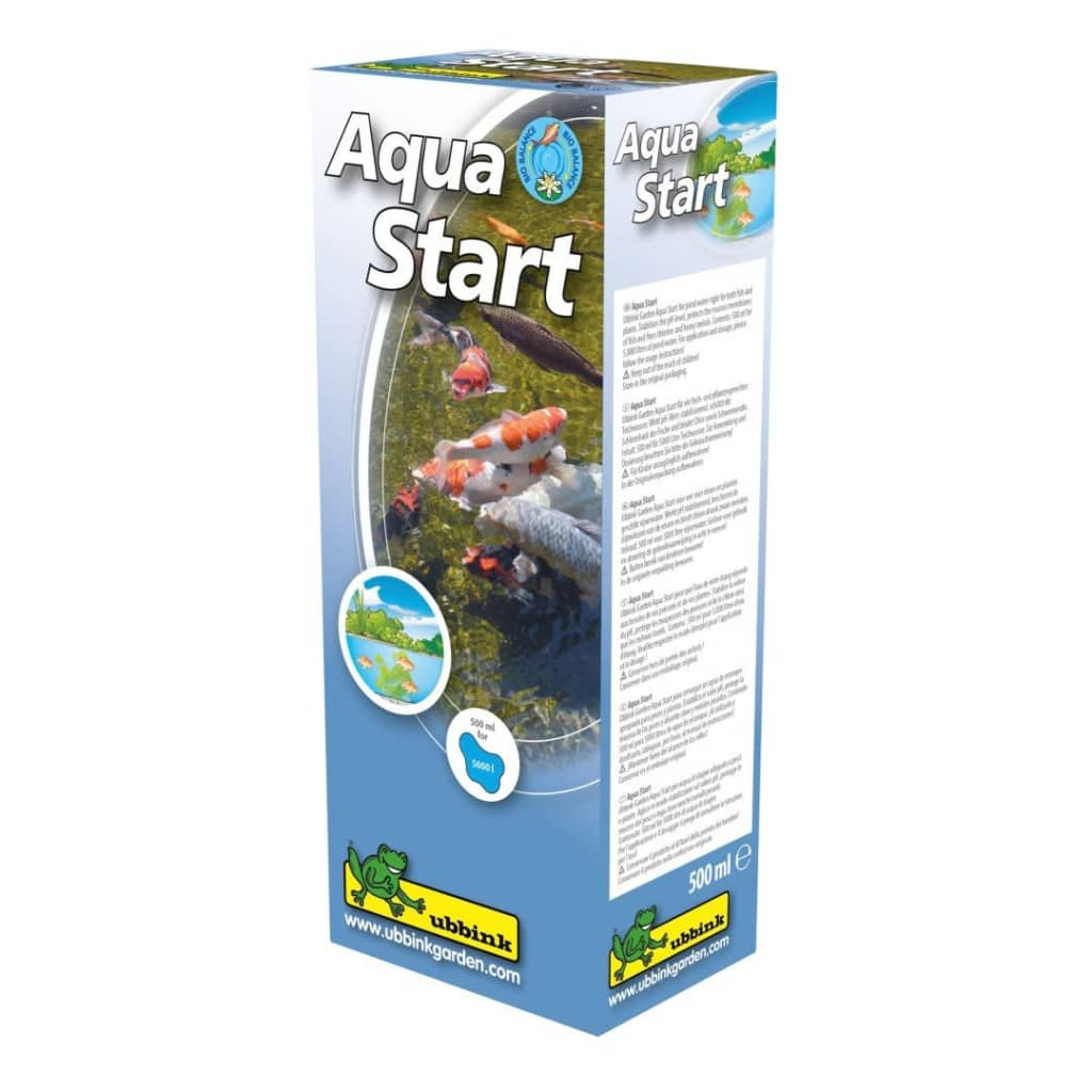 Ubbink pH-stabilisator för dammar AquaStart 500ml