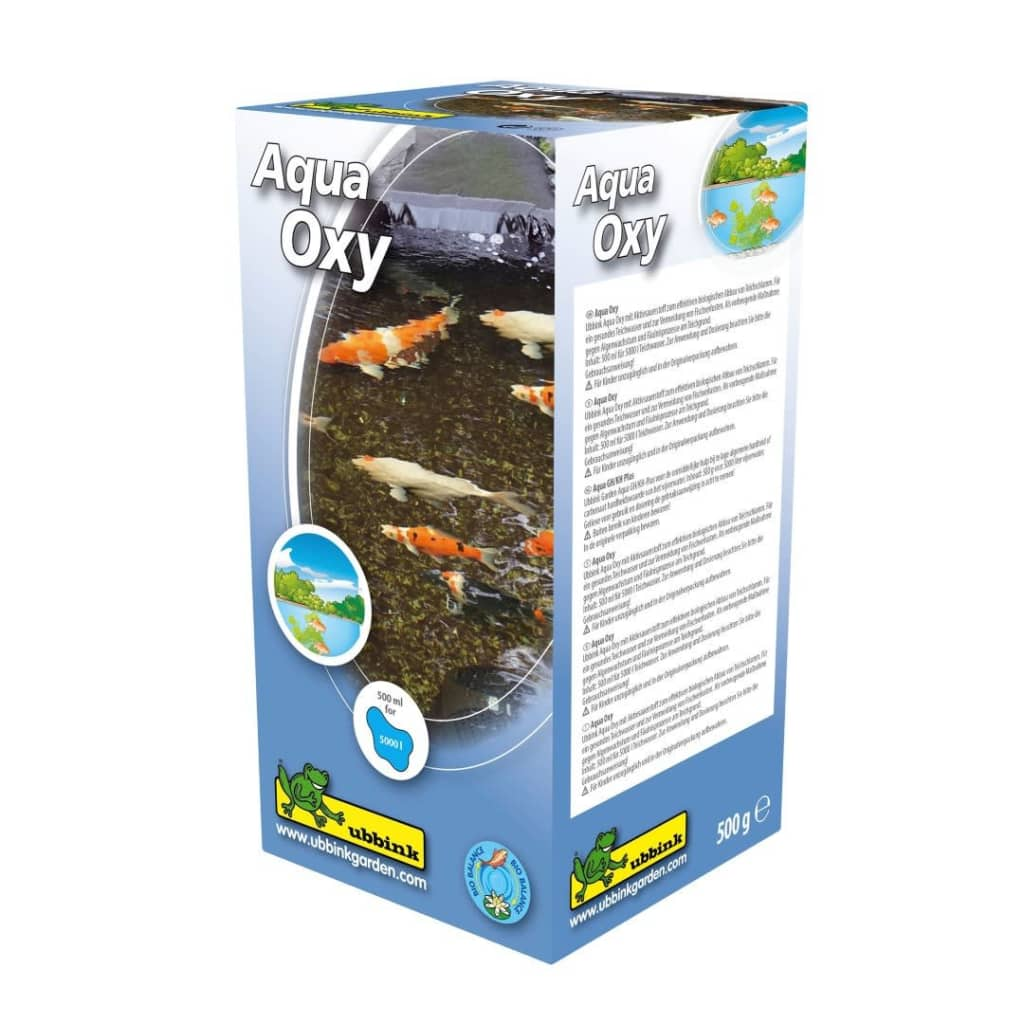 Ubbink Algbehandlingsmedel Aqua Oxy 500 ml