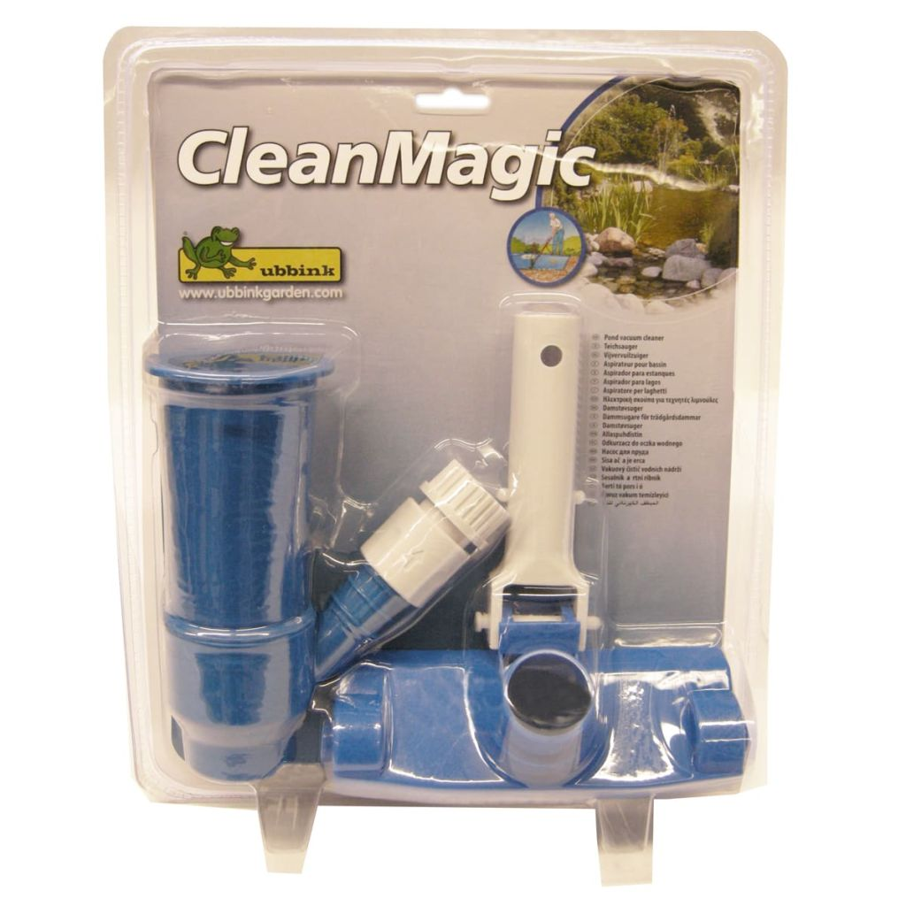 Ubbink Pooldammsugare CleanMagic PVC 1379105