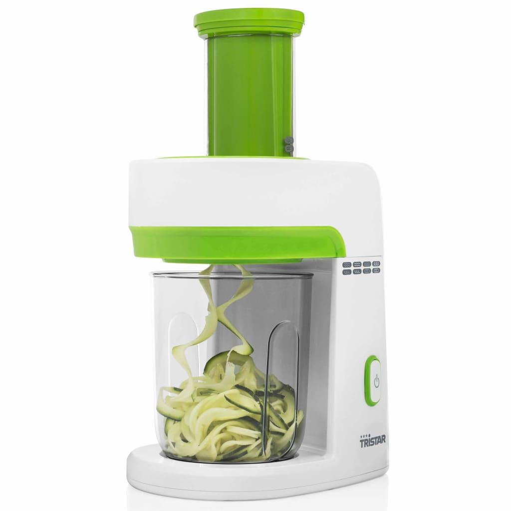 Tristar Elektrisk grönsakssvarv 120 W grön
