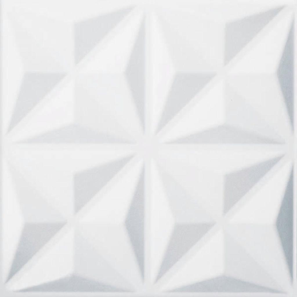 WallArt Väggpanel 3D Cullinans 12 st GA-WA17