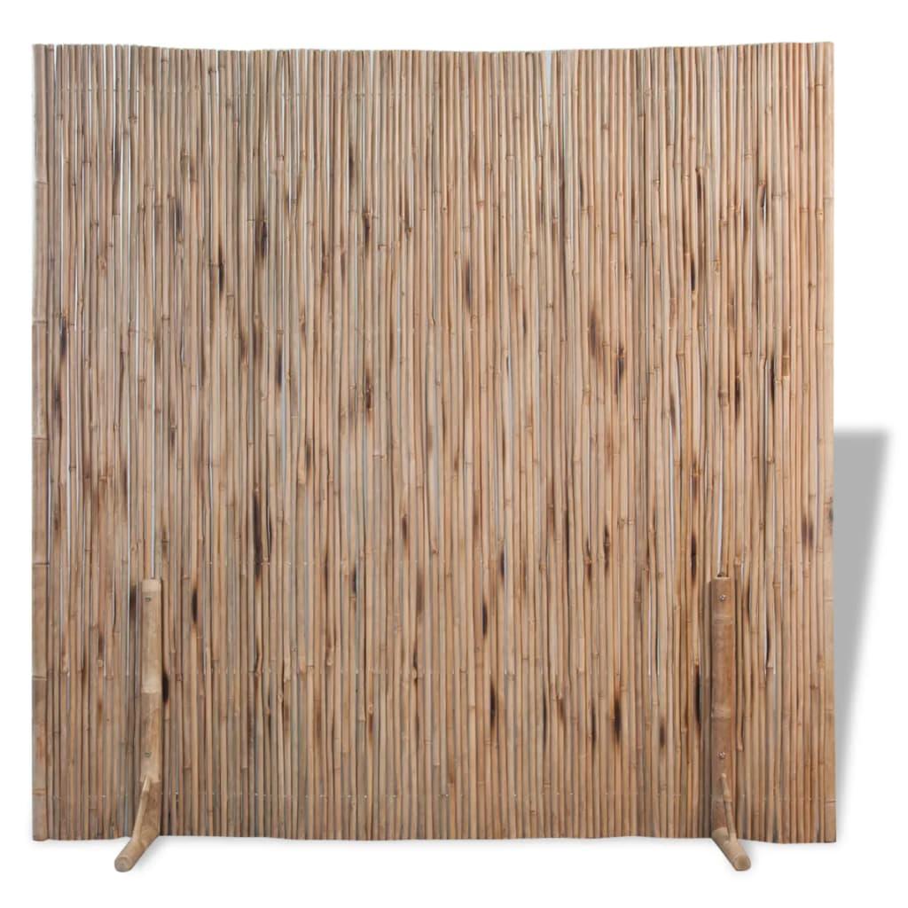 Bambustaket 180x170 cm
