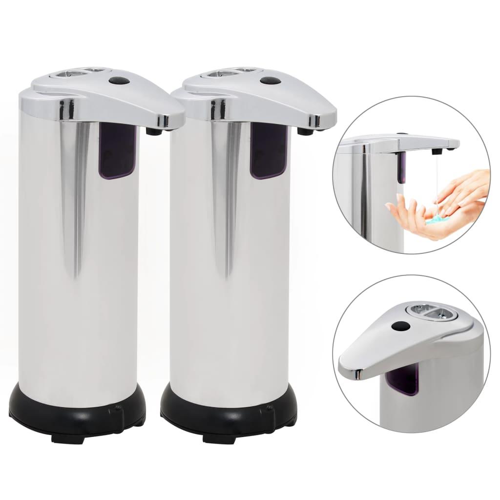 Tvålautomat 2 st infraröd sensor 600 ml