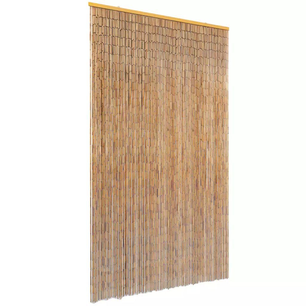 Dörrdraperi bambu 120x220 cm
