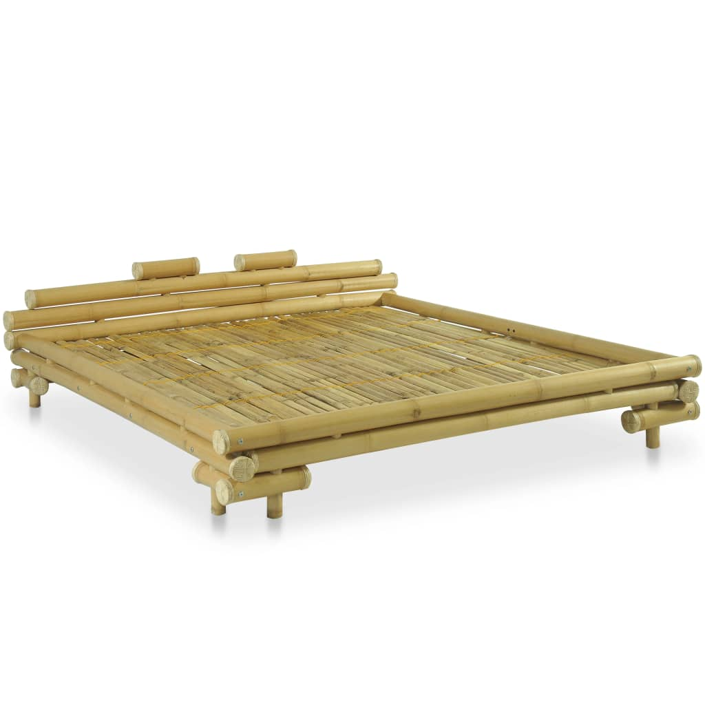 Sängram bambu 180x200 cm