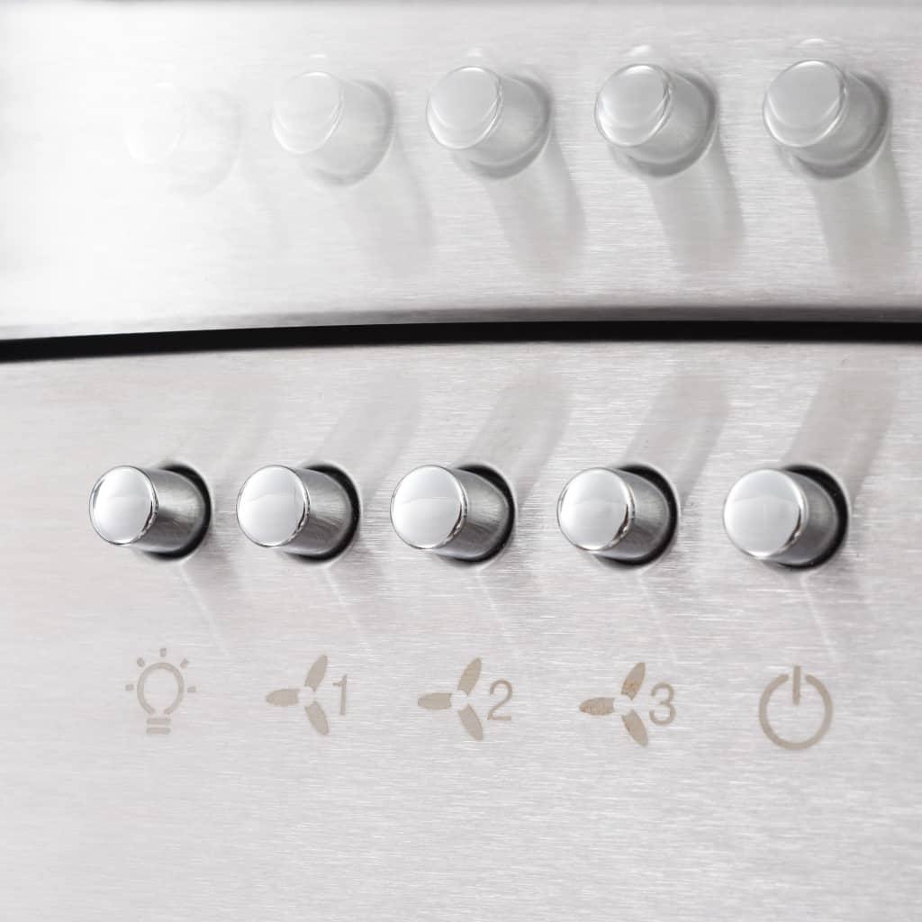 8 delars köksskåp set med köksfläkt wengeimitation