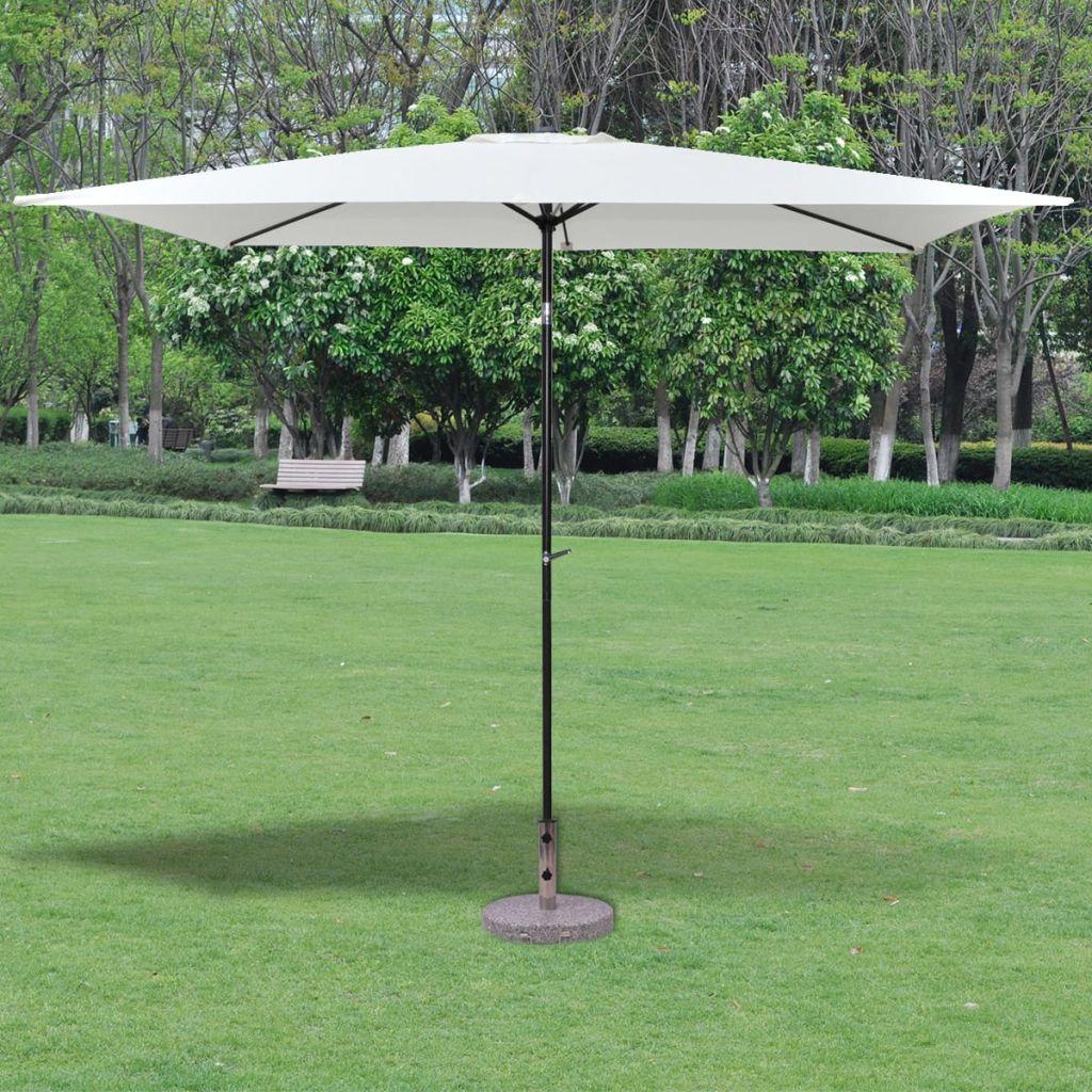 Parasollfot rund 45 cm