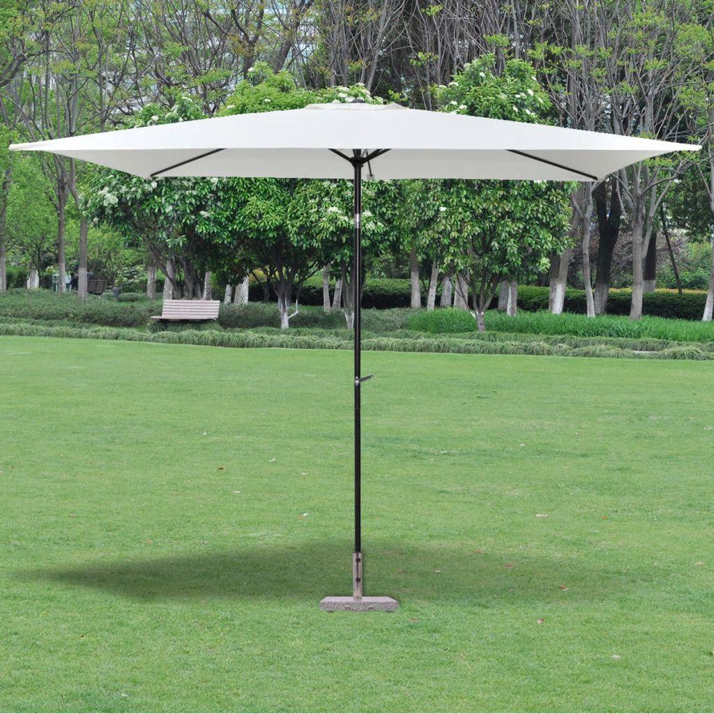 Fot till parasoll fyrkantig 48 cm
