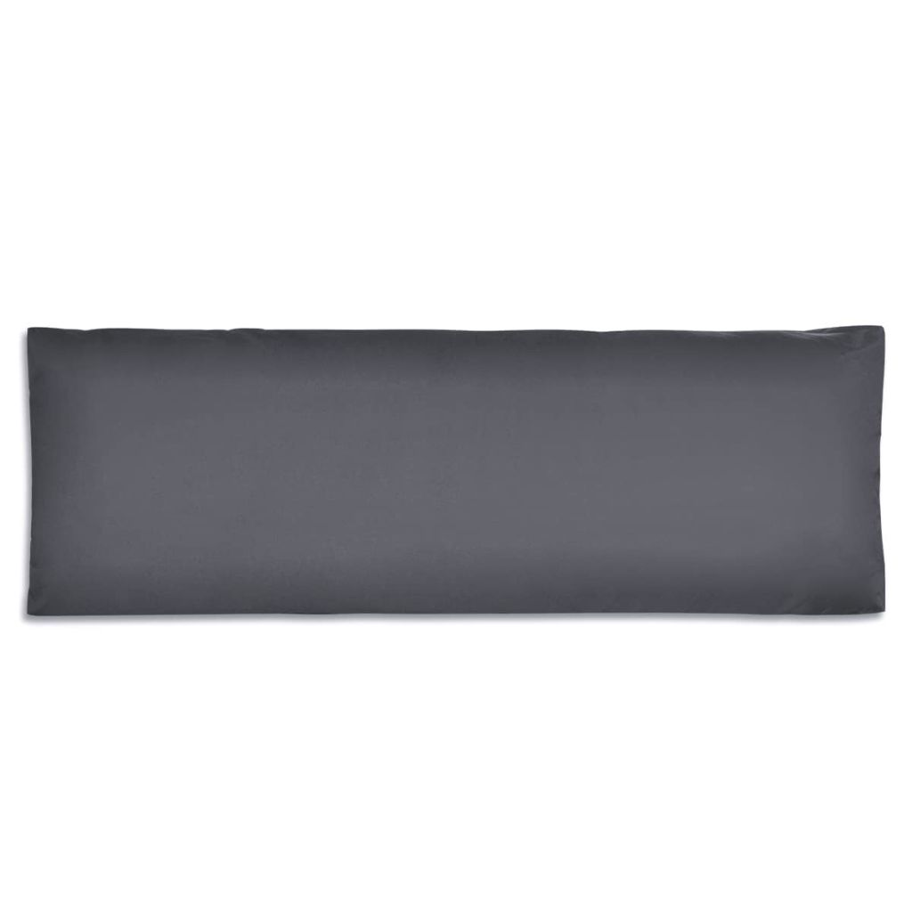 Ryggdyna 120x40x10 cm grå