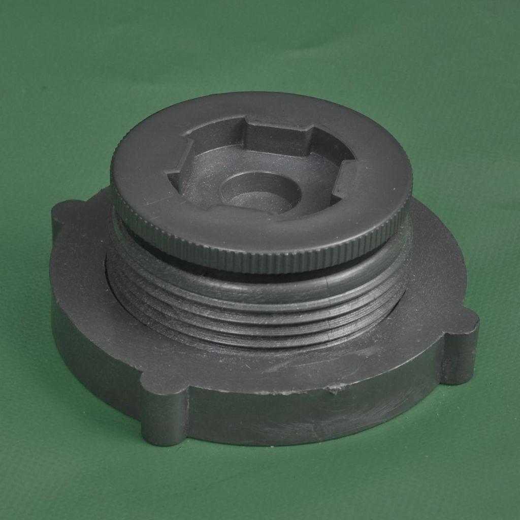 Hopvikbar vattenbehållare PVC 3000 L
