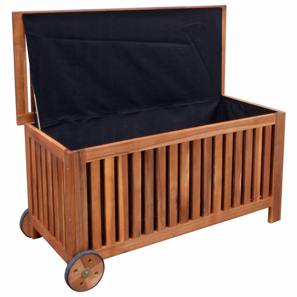 Dynbox 118x52x58 cm trä