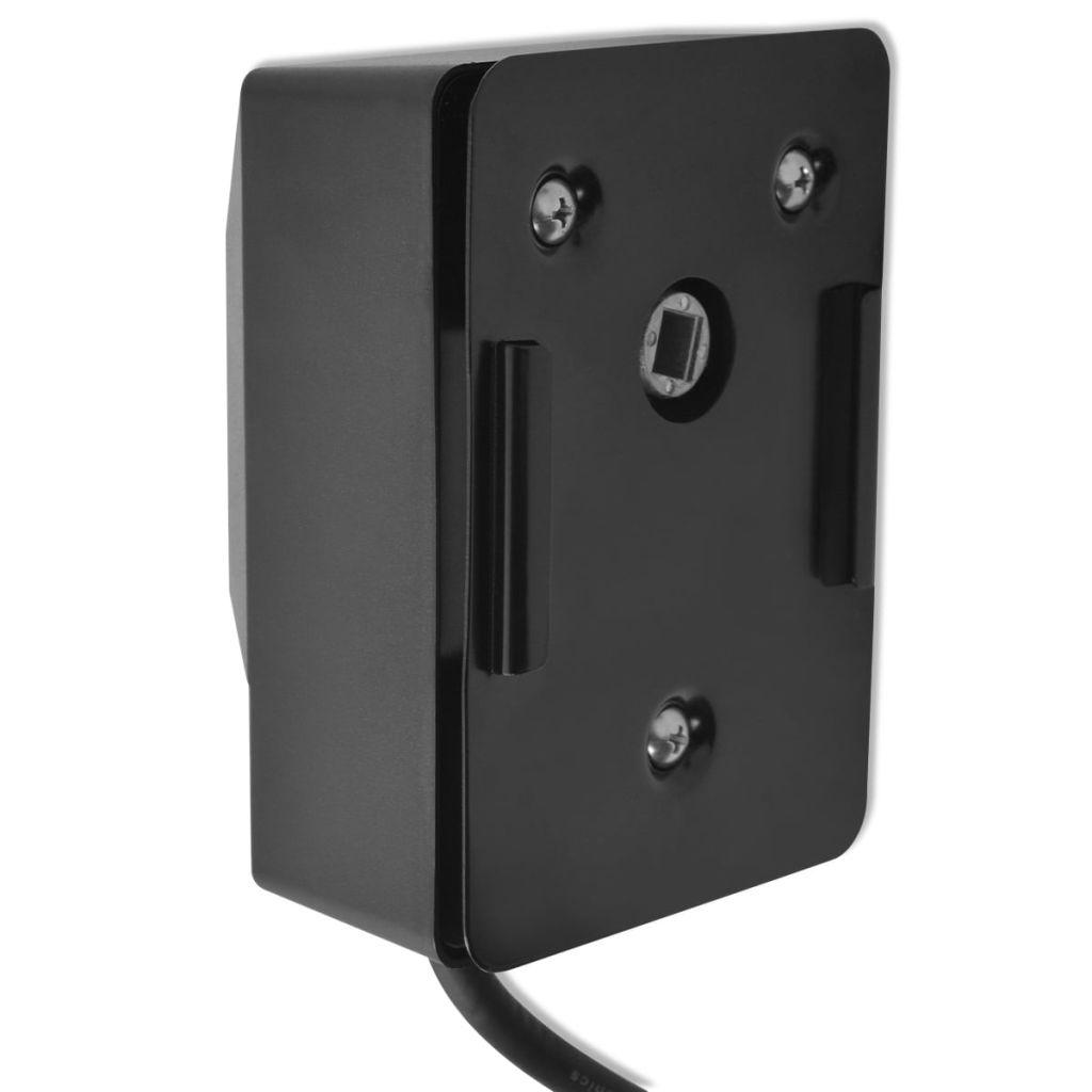 BBQ-grillspettsmotor 4 W svart