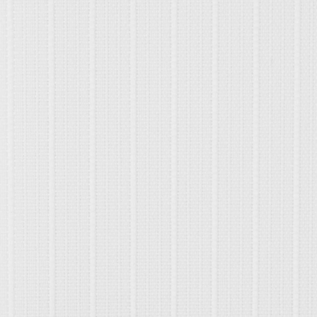 vidaXL Draperi tyg 150x180 cm vit