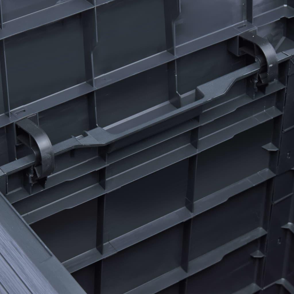 Dynbox 90 liter antracit