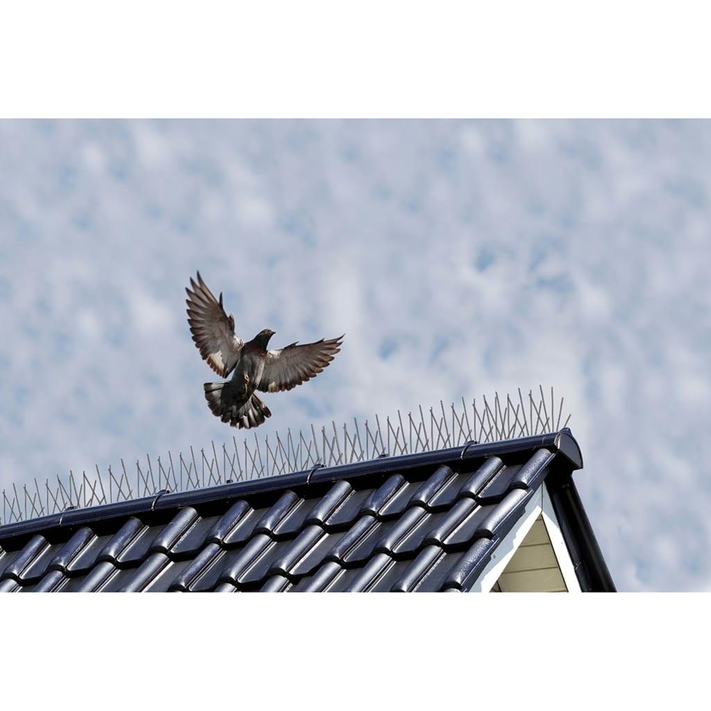 Nature Fågelpiggar 6 st 32x11x18 cm