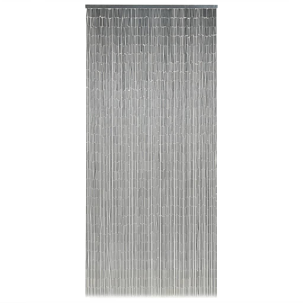 Dörrdraperi i bambu 90x200 cm