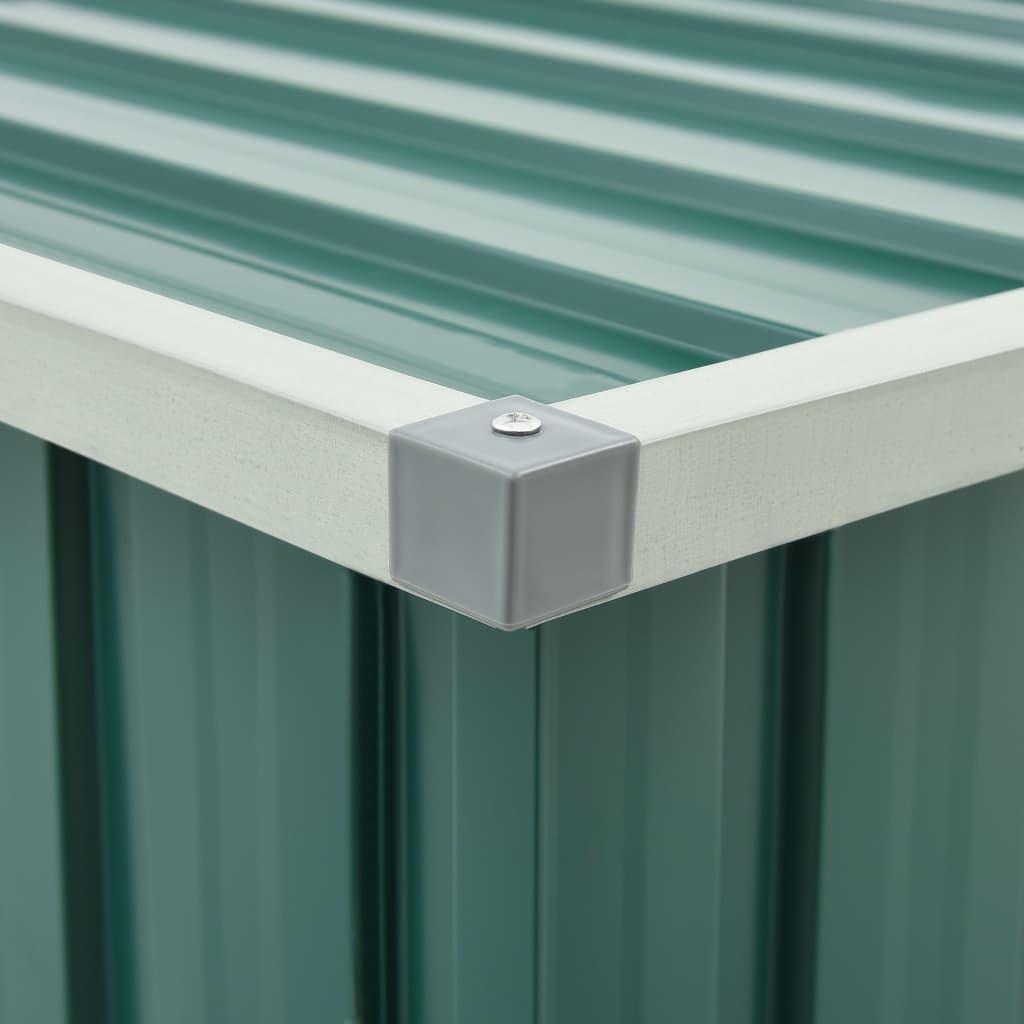 Dynbox grön 109x67x65 cm