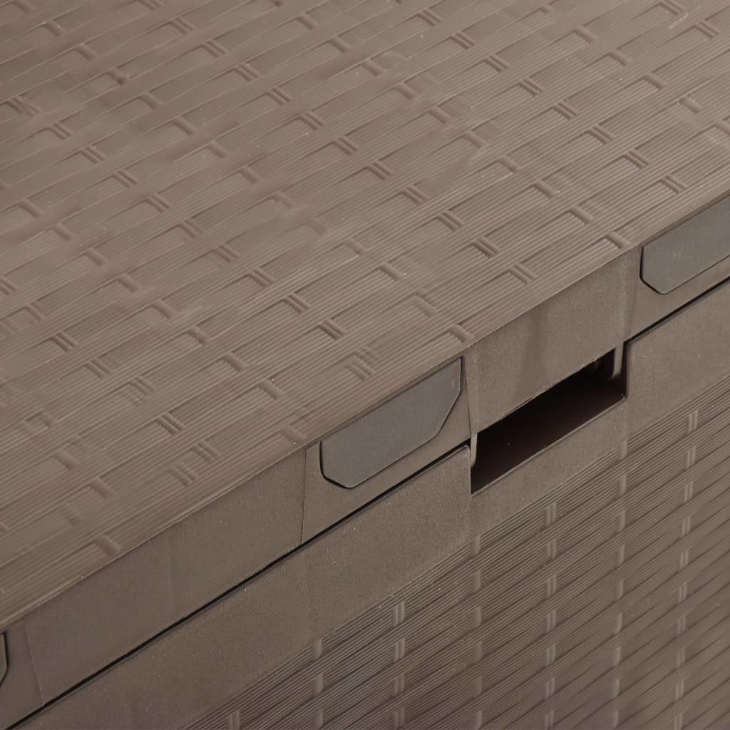 Dynbox brun 114x47x60 cm