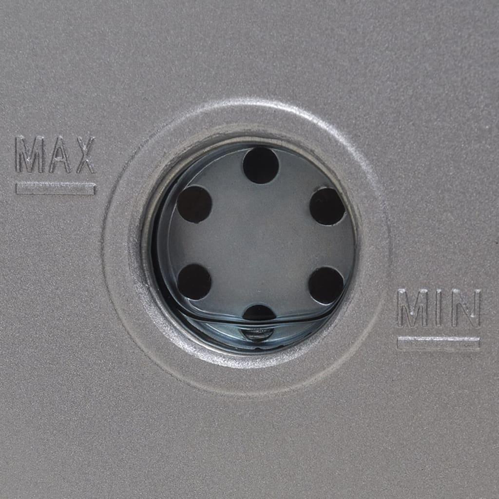 Vakuumpump 1-stegs med 4-vägs grenrörsmätare