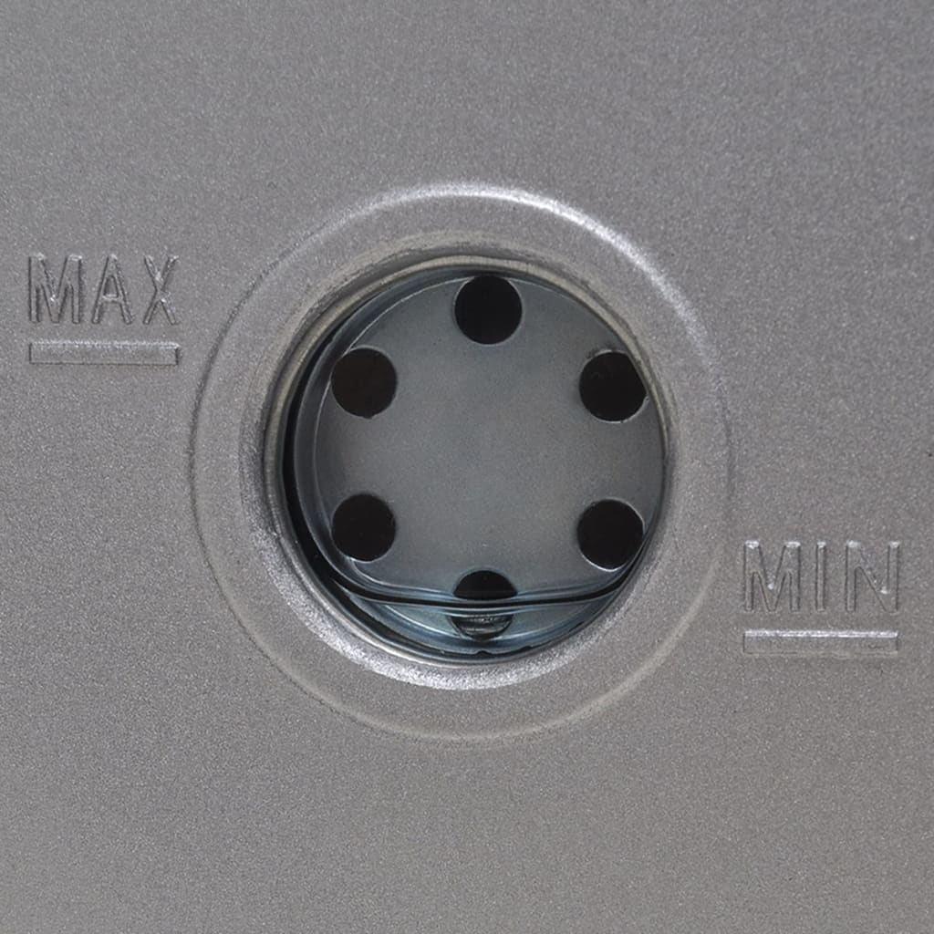 Vakuumpump 1-stegs med 2-vägs grenrörsmätare