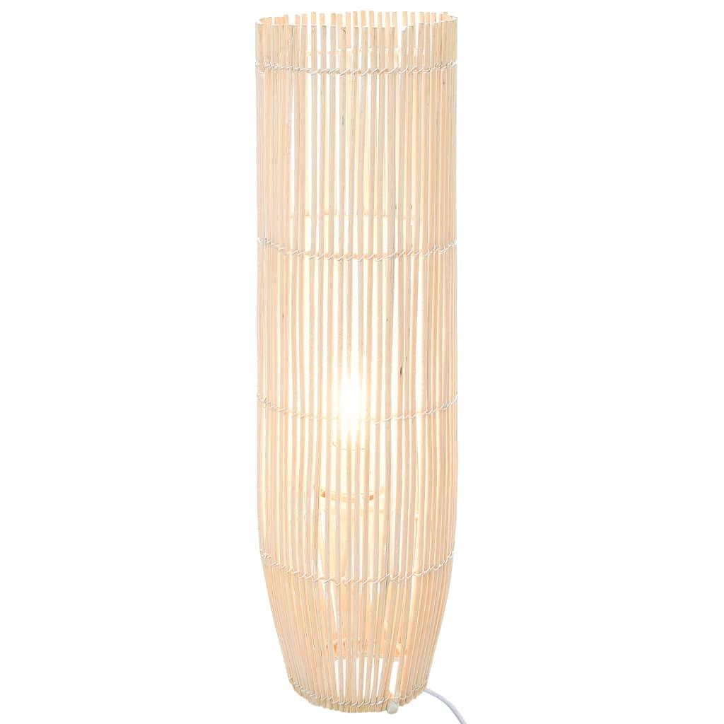 Golvlampa pil vit 61 cm E27