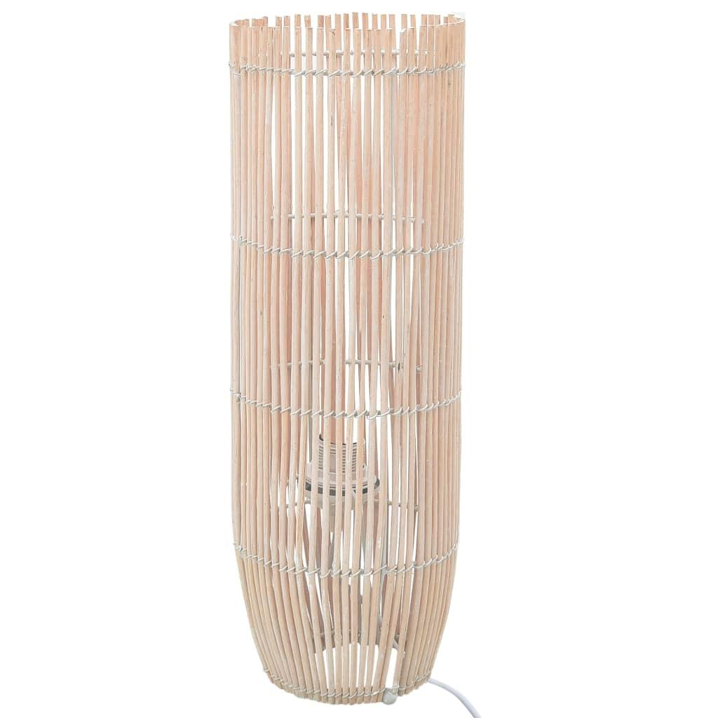 Golvlampa pil vit 72 cm E27