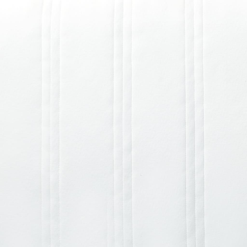 Resårsäng mörkgrå tyg 140x200 cm