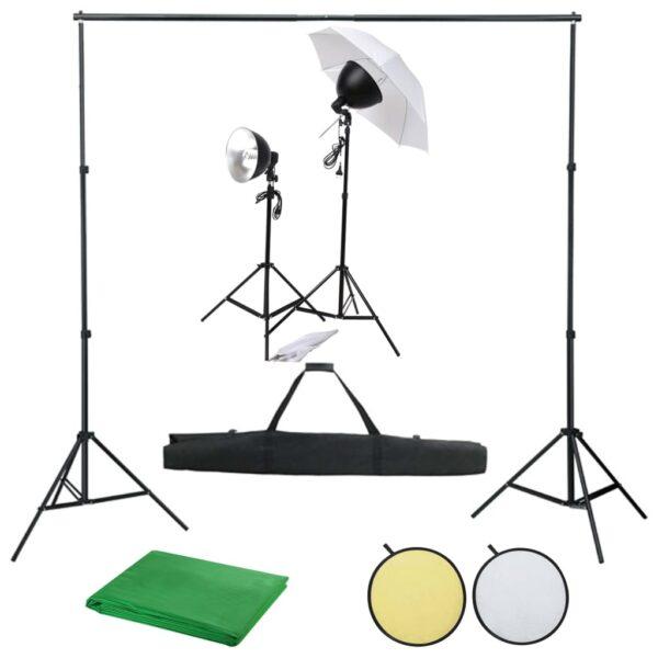 Studioutrustning för foto